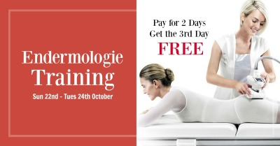 Endermologie Training Special for Gold Coast & Brisbane